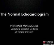 Normal Transthoracic and Transesophgeal Examination