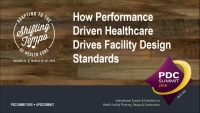How Performance-Driven Health Care Is Shaping of Facility Design Standards