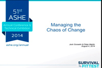 Effectively Managing the Chaos of Change