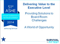 Providing Solutions to Board Room Challenges