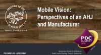 Mobile Vision: Perspectives of an AHJ and Manufacturer