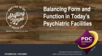 Balancing Form and Function in Today's Psychiatric Facilities