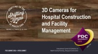 3D Cameras for Hospital Construction and Facility Management