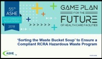 """Sorting the Waste Bucket Soup"" to Ensure a Compliant RCRA Hazardous Waste Program"