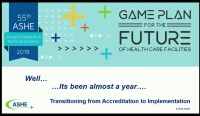 It's Been a Year...Transitioning from Accreditation to Implementation