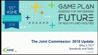 Joint Commission Update