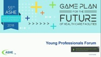 Young Professionals Engagement in Careers Supporting the Physical Healthcare Environment