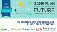 Re-envisioning the Food Service as a Hospital Amenity and Destination