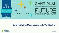 Demystifying Measurement and Verification