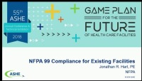NFPA 99 Compliance for Existing Facilities