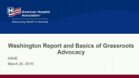 The Basics of Grassroots Advocacy