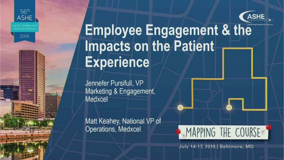 Employee Engagement & the Impacts on the Patient Experience