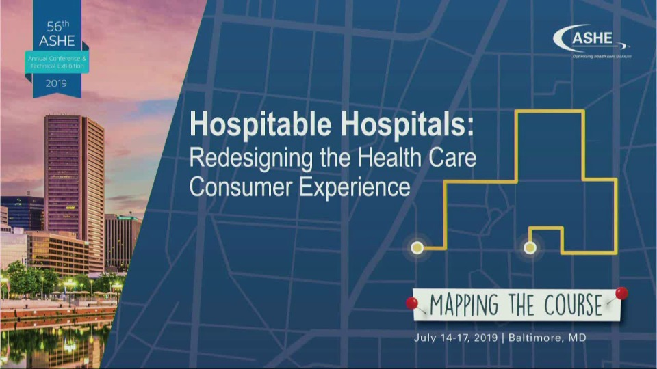Hospitable Hospitals: Redesigning the Health Care Consumer Experience