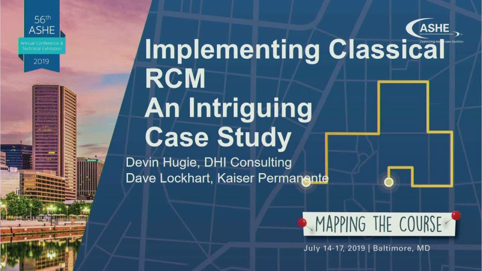 Implementing Classical RCM, an Intriguing Case Study