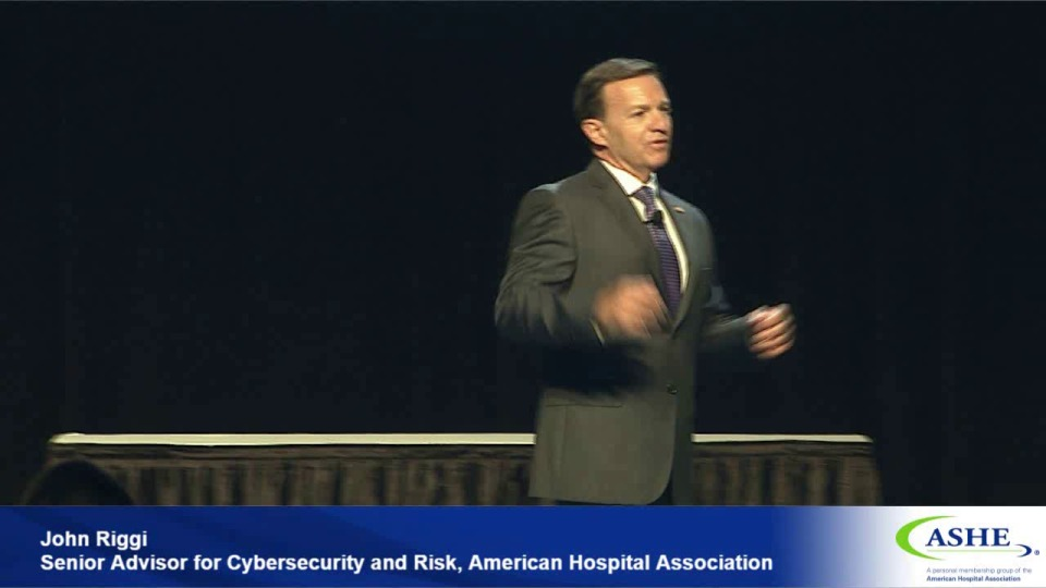 General Session: Cybersecurity & Vendor Risk Management