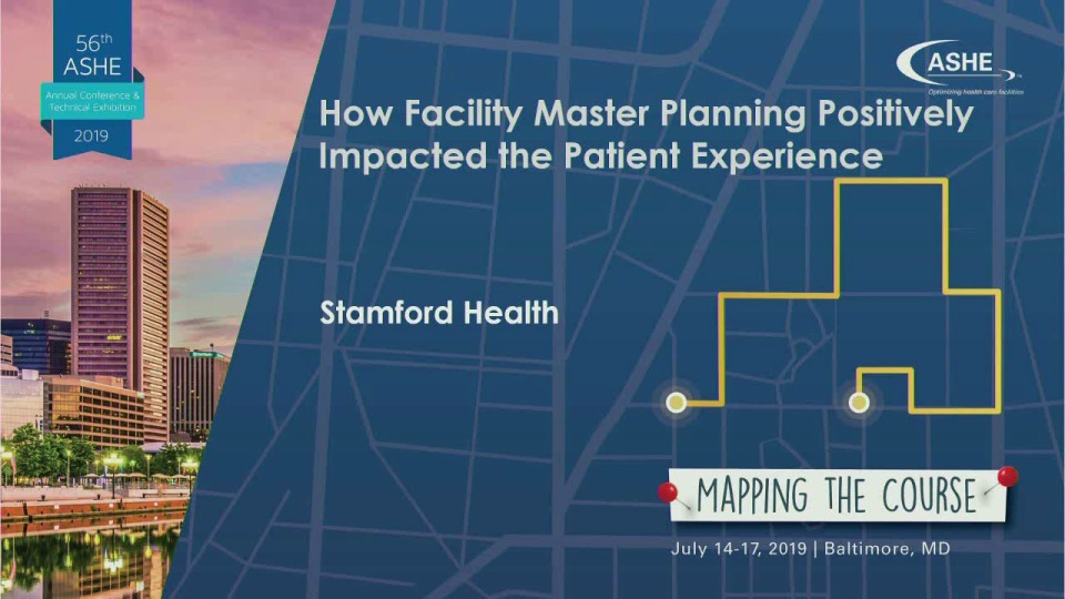 How Facility Master Planning Positively Impacted the Patient Experience