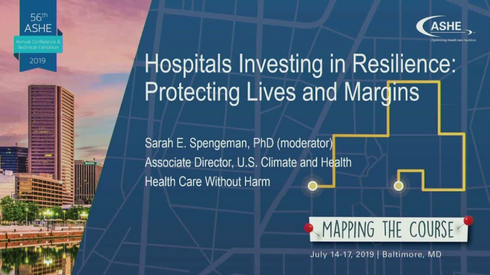 Hospitals Investing in Resilience: Protecting Lives and Margins