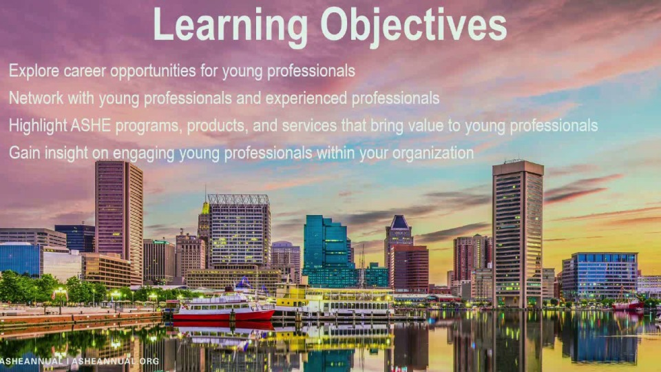 Young Professionals Forum