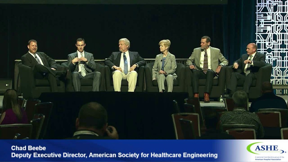 General Session: Just Ask ASHE Codes and Standards Forum
