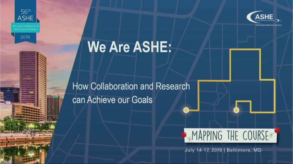 We Are ASHE: How Collaboration and Research can Achieve our Goals