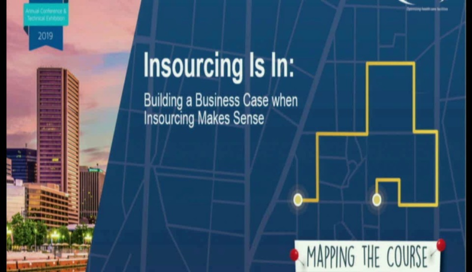 Insourcing Is In: Building a Business Case when Insourcing Makes Sense