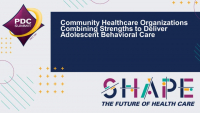 Competitors Combining Strengths to Deliver Adolescent Behavioral Care