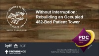 Without Interruption: Rebuilding an Occupied 482-Bed Patient Tower