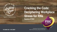 Cracking the Code: Deciphering Workplace Stress for RNs