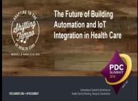 The Future of Building Automation and IoT Integration in Health Care