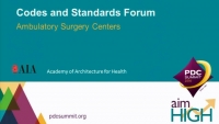 Codes and Standards for Ambulatory Surgery Centers