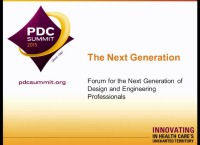Forum for the Next Generation of Design and Engineering Professionals