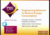 Engineering Behavior to Reduce Energy Consumption