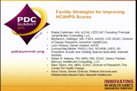Facility Strategies for Improving HCAHPS Scores