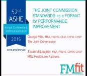 The Joint Commission Standards as a Framework for Performance Improvement
