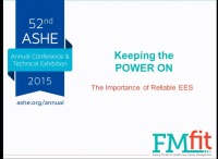 Keeping the Power On: The Importance of Reliable EES