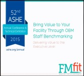 Bring Value to Your Facility Through O&M Staff Benchmarking