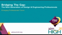 Emerging Professionals Forum: The Next Generation of Design and Engineering Pros