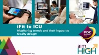From iFit to ICU: Monitoring Tech Trends and Their Effects on Facility Design