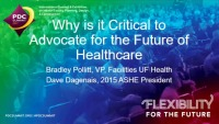 Why it is Critical to Advocate for the Future of Health Care