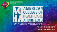 ACHA Legacy Award Presentation & GENERAL SESSION: Alignment of Priorities in Health Care Design