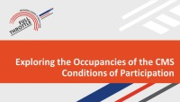 Exploring the Occupancies of the CMS Conditions of Participation