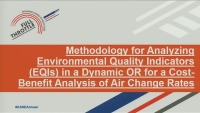Methodology for Analyzing Environmental Quality Indicators (EQIs) in a Dynamic Operating Room Environment