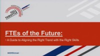 FTEs of the Future: A Guide to Aligning the Right Trend with the Right Skills
