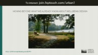 Urban Green Space and Mental Well-being: Evidence-Based Design - 1.5 PDH (LA CES/HSW)