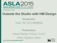 Outside the LA Studio with HM Design - 1.5 PDH (LA CES/HSW)