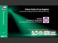 SPOTLIGHT mini-series: Urban Voids of Los Angeles - 1.0 PDH (LA CES/NON-HSW)