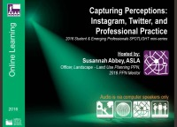 SPOTLIGHT mini-series: Capturing Perceptions: Instagram, Twitter, and Professional Practice - 1.0 PDH (LA CES/non-HSW)