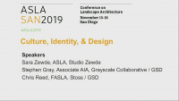 Culture, Identity, and Design - 1.0 PDH (LA CES/HSW)