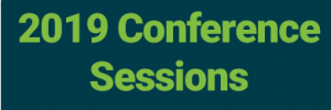 2019 Conference Sessions