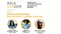 Decolonizing Design: Black Narratives in Landscape Architecture - 1.0 PDH (LA CES/HSW)